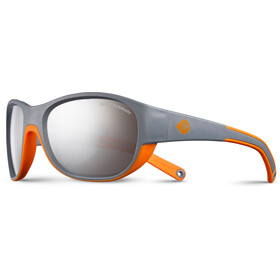 Julbo Luky Spectron 4 Sunglasses 4-6Y Kinder gray/orange-gray flash silver
